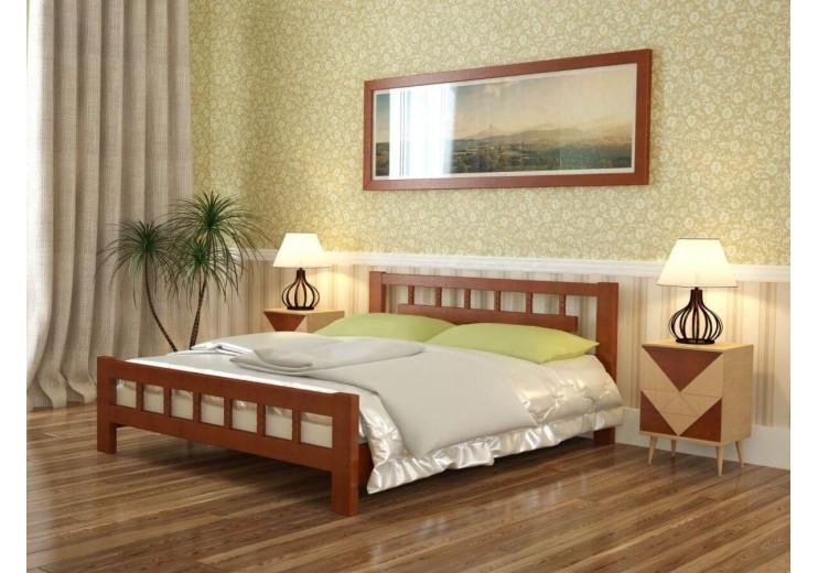 Кровать деревянная Натали-5 БО