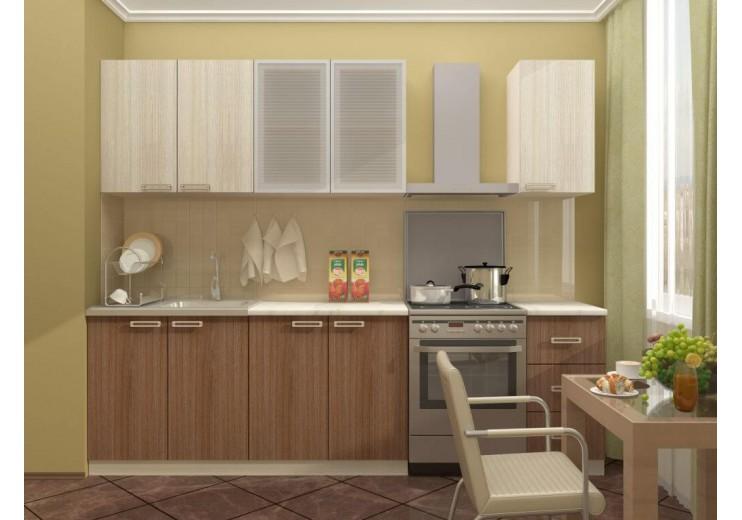 Кухня Катя 2,0 м (2000х703/830х272х595)