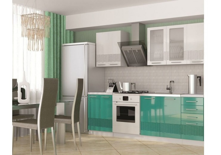 Кухня София 1,8м 3D (1800х715/845х300/600)