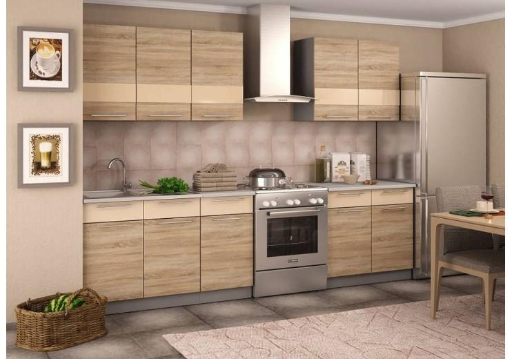 Кухня Олеся 2,0м (2000х715/840х300/600)