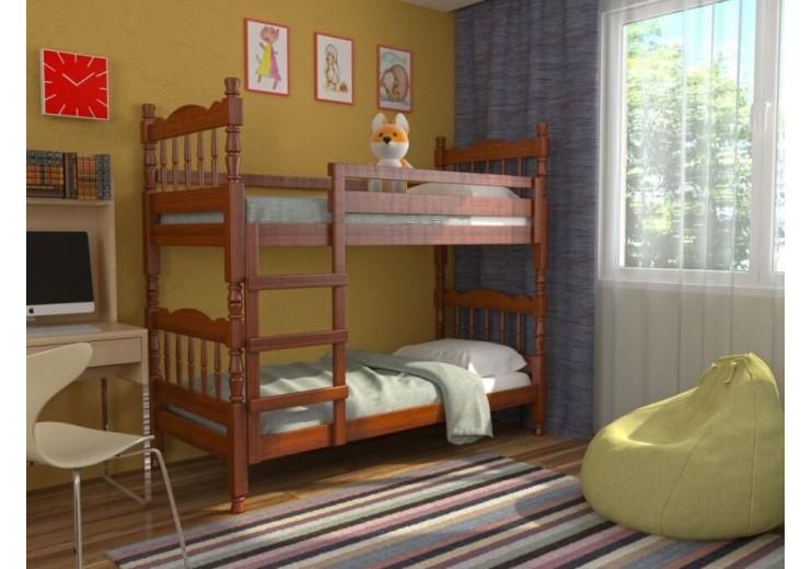 Кровать двухъярусная Соня (Браво мебель)