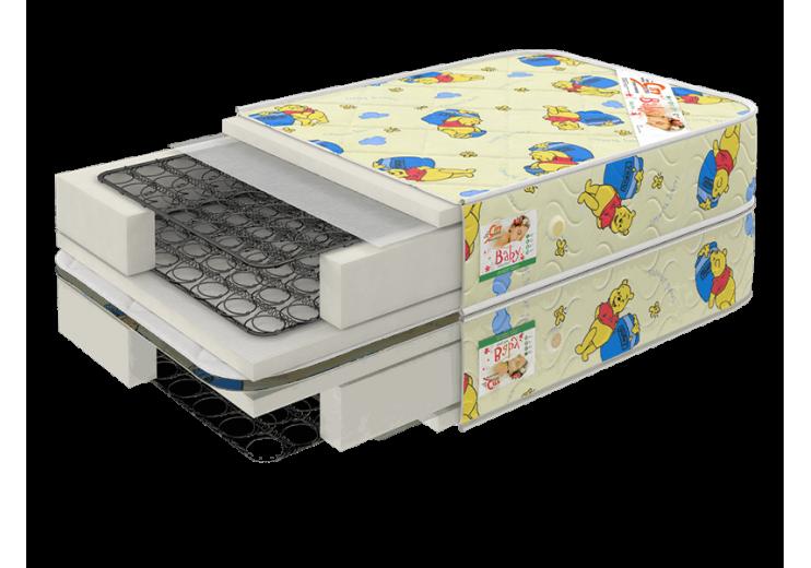 Детский матрас Егоза + скидка 3% при покупке кровати