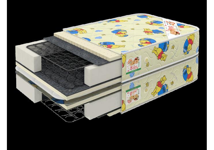Детский матрас Антошка - скидка 4% при покупке кровати
