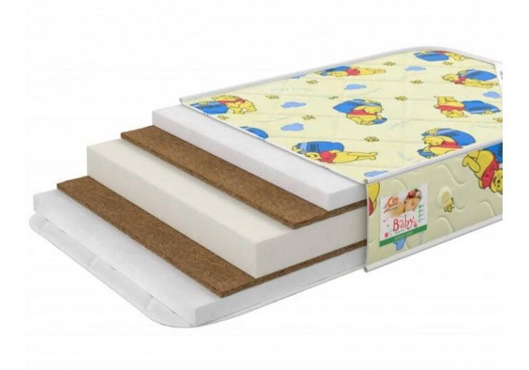 Детский матрас Карапузик + скидка 3% при покупке кровати