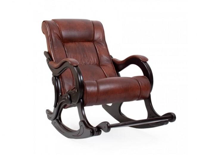 """Кресло-качалка Модель 77 """"Лидер"""" (690*1260(1380)*960)мм"""