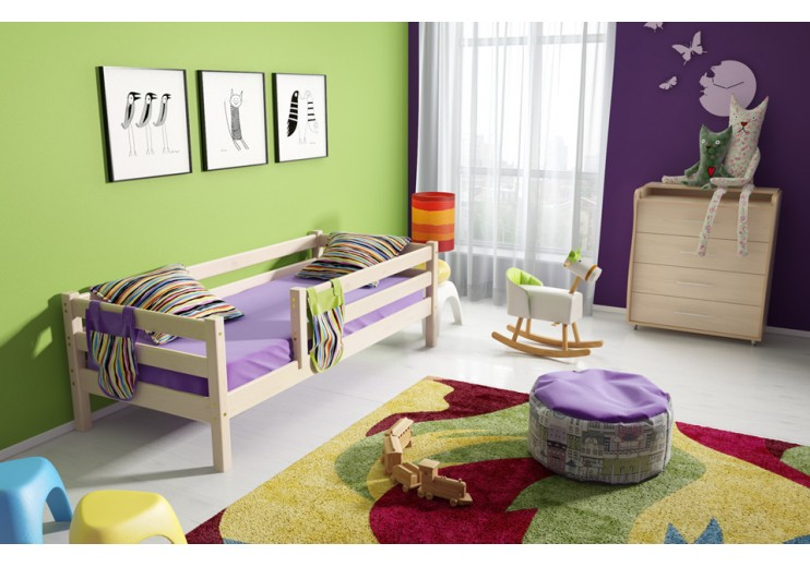 Детская кровать Соня Вариант 3 (возможна комплектация ящиками)