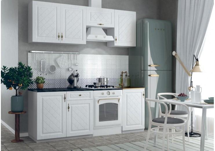 Кухня Гранд (Белый)