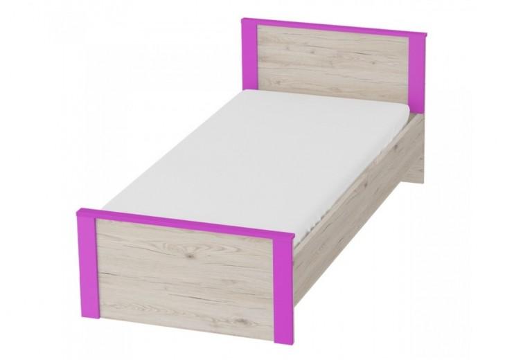 Детская кровать Скаут (Фуксия)