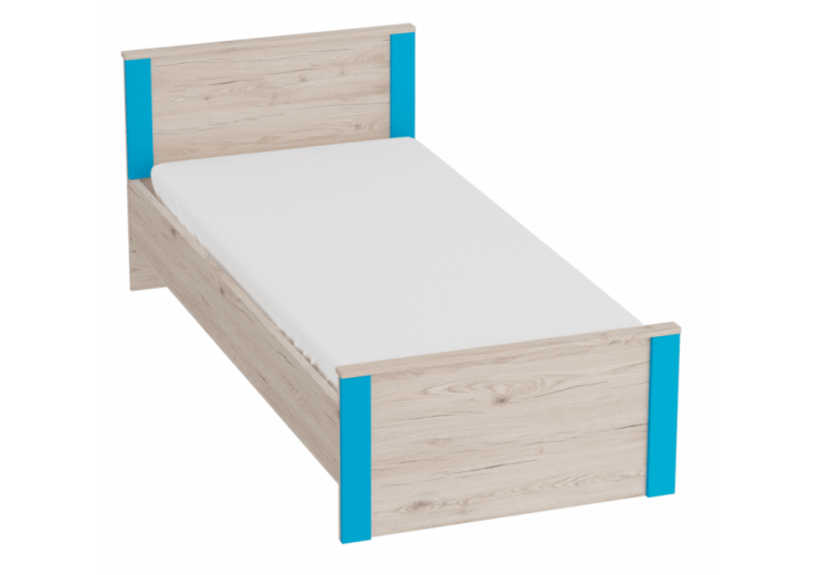Детская кровать Скаут (индиго)