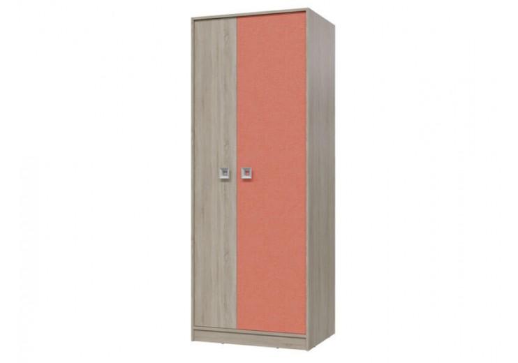Шкаф для одежды Сити (Коралл)