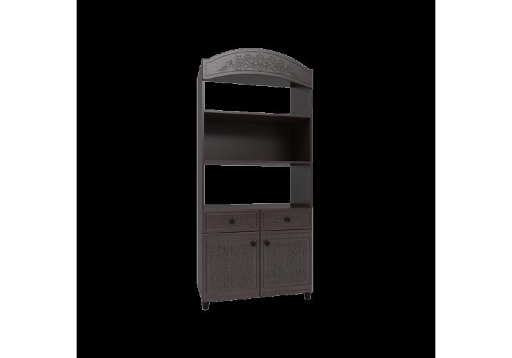 Модульная система Соня Премиум Шкаф комбинированный СО-24К (Венге)
