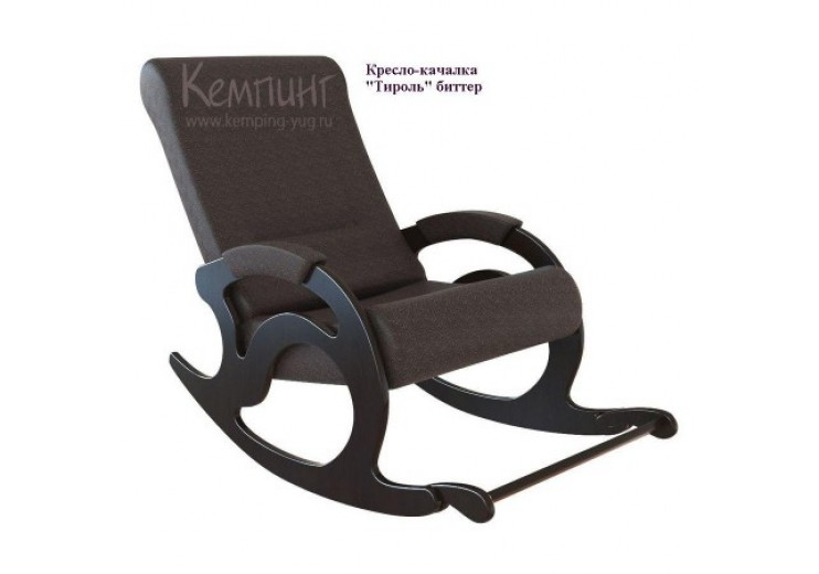 Кресло качалка Тироль