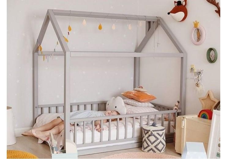 Кровать домик Гуливер
