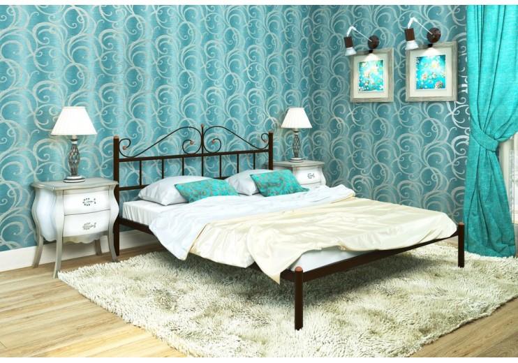 Кровать двуспальная Диана
