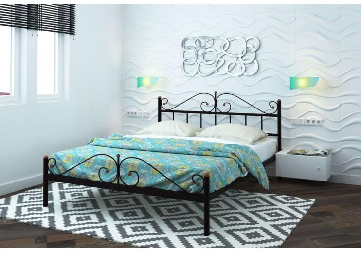 Кровать двуспальная Диана Plus