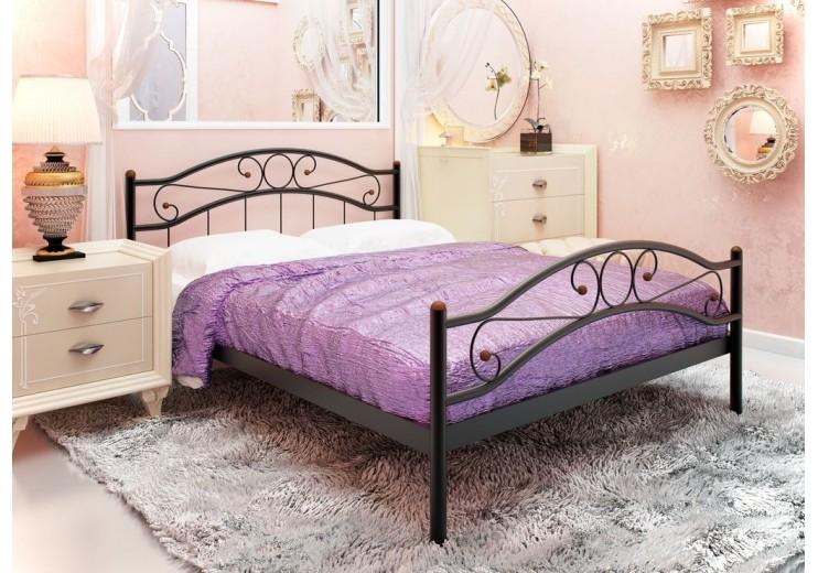 Кровать двуспальная Надежда PLUS