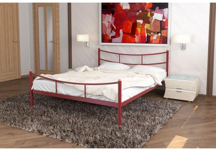 Кровать София PLUS (ламельное/металлическое основание)