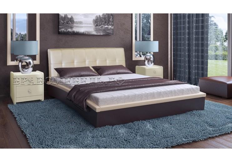 Кровать Севилья с подъёмным механизмом и ящиком
