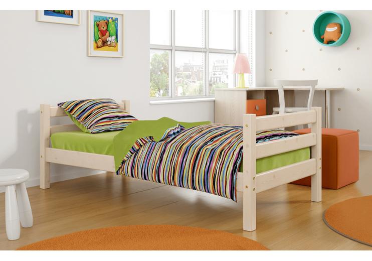 Детская деревянная кровать Соня Вариант 1 (возможна комплектация ящиками)