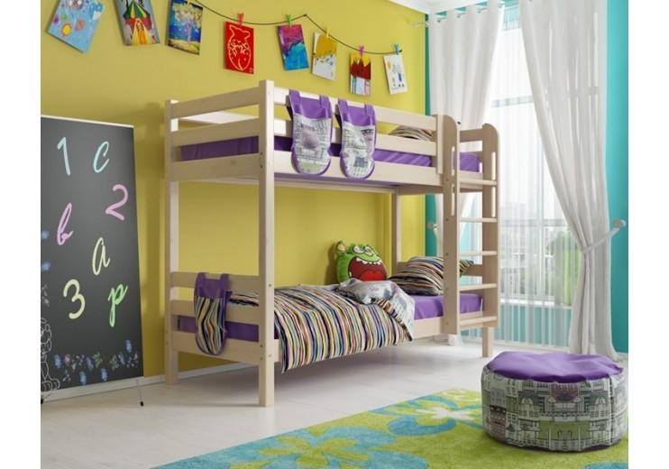 Детская деревянная кровать Соня Вариант 9