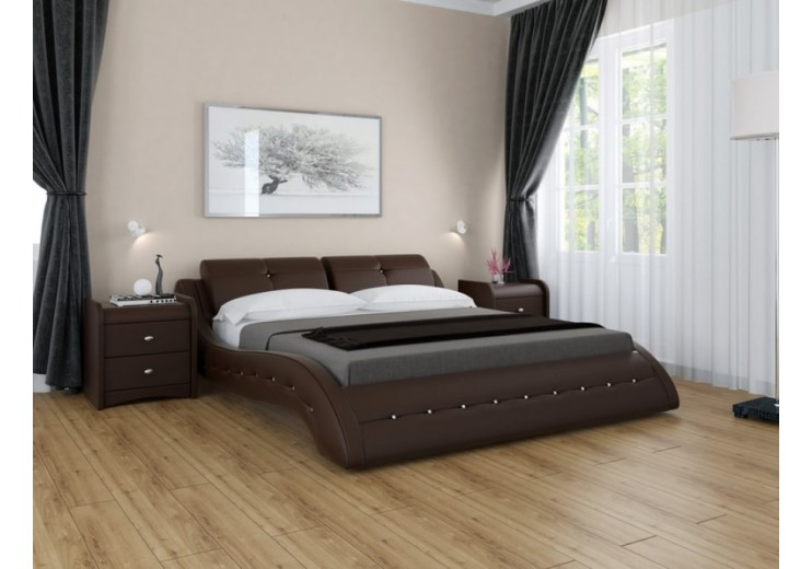 Кровать Аврора с подъёмным механизмом и ящиком