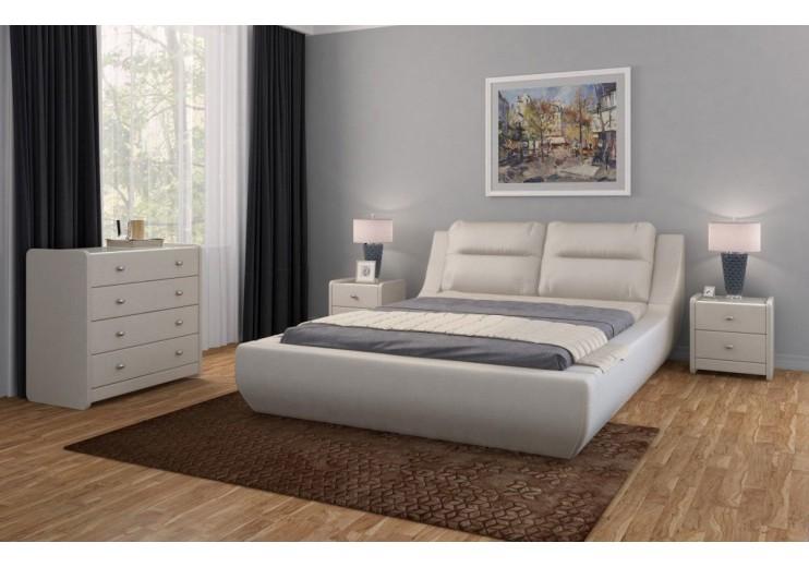 Кровать Мишель с подъёмным механизмом и ящиком