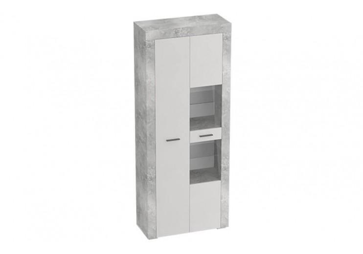 Гостиная Осло шкаф духдверный  (2000*800*350)