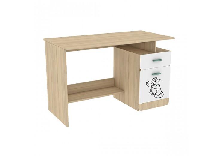 Детская Кот стол письменный №17