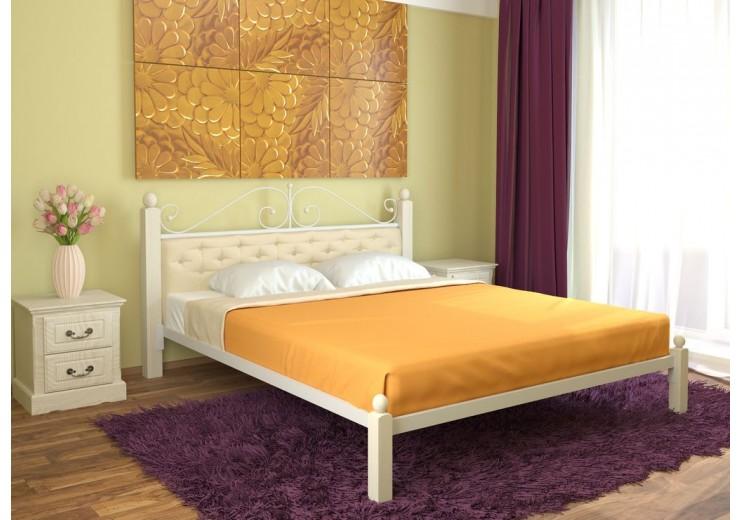 Кровать двуспальная Диана LUX (МЯГКАЯ)