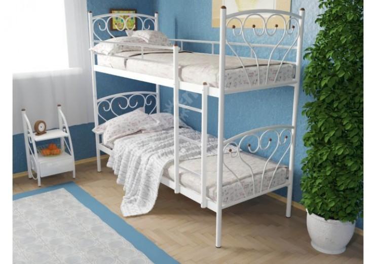 Двухъярусная кровать Ева (трансформер)