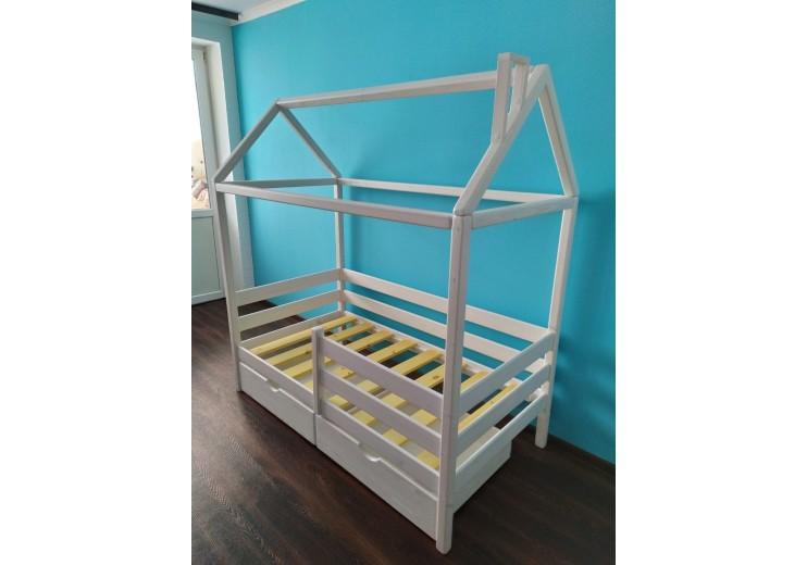 Акция !!! Кровать детская - домик Соня 8 (возможна комплектация ящиками)