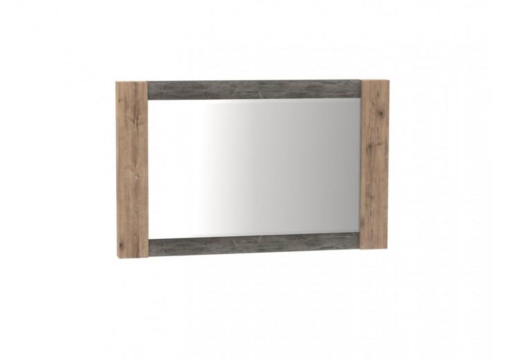 Зеркало малое Денвер (Дуб Веллингтон)