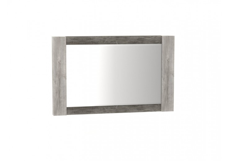 Зеркало малое Денвер (Риббек серый)