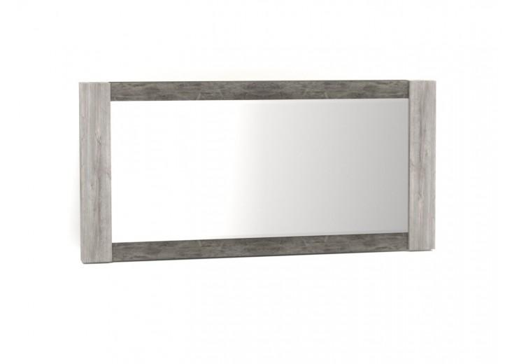 Зеркало  Денвер (Риббек серый)