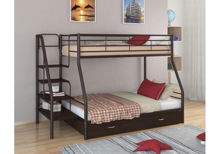Двухъярусная кровать Толедо-1Я
