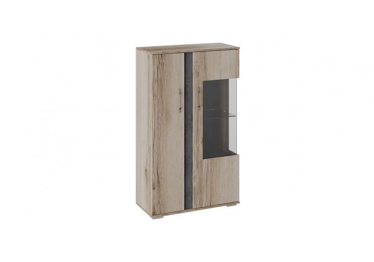 Брайтон ТД-329.07.27 Шкаф комбинированный с двумя дверьми