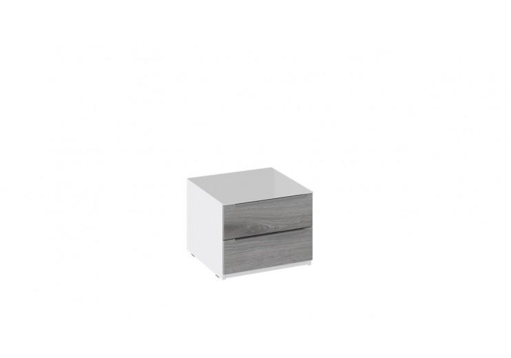 Тумба прикроватная с 2 ящиками Синди ТД 320.03.03