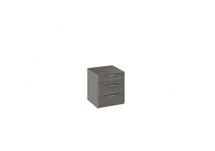 Тумба прикроватная с 3 ящиками  Либерти ТД-297.03.01