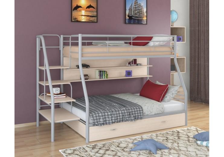 Двухъярусная кровать Толедо-1 ПЯ