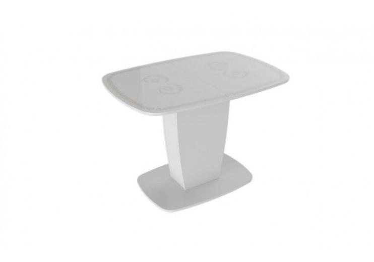Стол раздвижной Тип 2  Аризона (рис.золото)