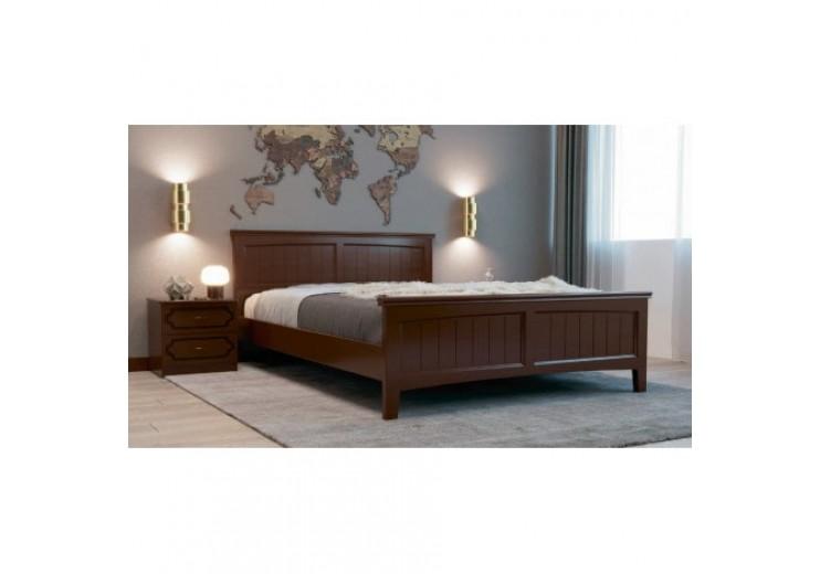 Кровать Грация-4 (Орех)