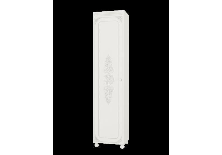 """Шкаф """"Ассоль"""" АС-531К (левый).,АС-531К (правый) белое дерево"""