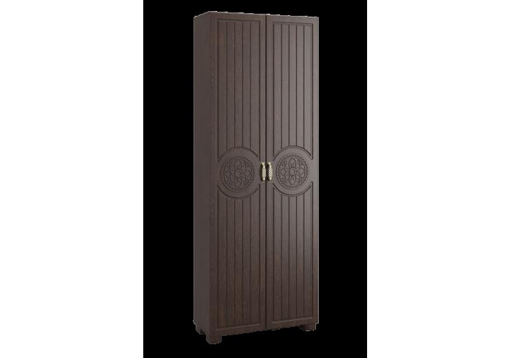 """Шкаф """"Монблан"""" МБ-21К (глухой) венге/орех шоколадный"""