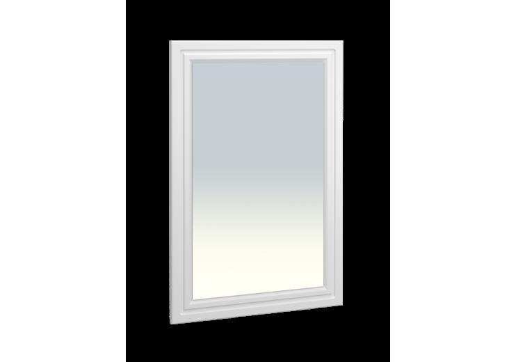 """Зеркало """"Монблан"""" МБ-41 белое дерево (900)"""