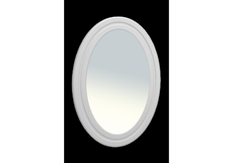"""Зеркало """"Монблан"""" МБ-43 белое дерево (500)"""
